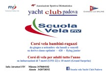 Volantino 2016 Scuola Vela